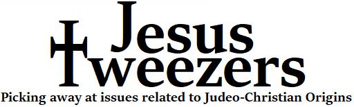 Jesus Tweezers